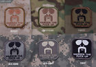 Mil Spec Monkey MSM Harden Up Morale Patch-Multicam-Woodland-Desert-SWAT-ACU