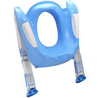 Baby Toddler Boy Girl Potty Toilet Trainer Safety Seat Chair Step with Ladder