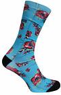 Vans Star Wars Crew Socks Mens Yoda Blue VXY1E4Q R11
