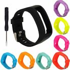 Silicone Sports Watch Band Wrist Strap Holder With Tool For Garmin Vivo Tracker