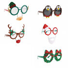 Novelty Christmas Sunglasses - Novelty Party Fancy Dress Glasses Various Designs
