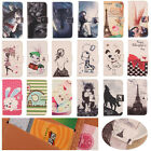 Flip Design PU Leather Case Cover Wallet Protective Skin For ZTE Blade A512 5.2""