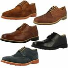 Mens Anatomic Smart Brogue Lace Up Fastening Shoes 'Tucano'
