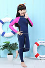 2mm Neoprene Wetsuit for Kids Surfing Snorkling Scuba Diving One Piece Wetsuit