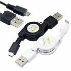 Retractable Micro USB Cable