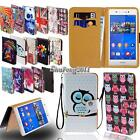 Leather Stand Flip Card Wallet Cover Phone Case For Sony Xperia X XA XZ Model