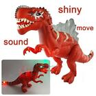17'' Kids Favourite Gift Sounding Light Flashing Moving Electronic Dinosaur Toys