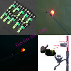 Fishing Bell /  Sound / Light Alert Alerm Fluorescent Dark Glow Flashing Sticks