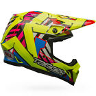 Bell MX-9 Tagger Double Trouble MX/Motorcycle Helmet - New Product!!!