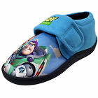 Kids Disney Boys Toy Story Woody Buzz Lightyear Novelty Slippers  Size