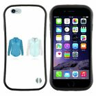 Anti-Shock Tpu Case Bumper Cover For Apple iPhone Long Sleeve Shirt Illustration