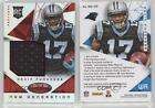 2015 Panini Certified New Generation Jerseys Mirror Red #NG-DF Devin Funchess
