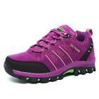GOMNEAR women trail hiking climbing shoes walk outdoor athletic antiskid shoes