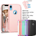 Luxury Ultra Thin Shockproof Bumper Hard Case Cover For Apple iPhone 7 6S Plus +