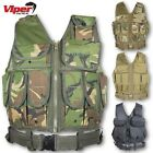 VIPER L/A SPECIAL FORCES VEST  PAINTBALL AIRSOFT HUNTING MOLLE COMBAT TACTICAL