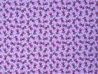 Princess Girls Poly Cotton Print Fabric Kids Craft Quilting/Patchwork Dress 45""