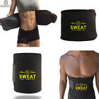 Waist Trimmer Exercise Wrap Belt Burn Fat Sweat Weight Loss Body Shaper *USPS*