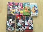 Mickey Mouse PU Leather Case Wallet For Samsung Galaxy S7 Ship From NY