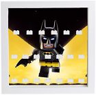 Display Case Picture Frame for Lego Batman Movie Series 1 or 2 minifigures