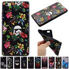 Soft TPU Fashion Rubber Shockproof Back Case Cover For Huawei Ascend P8 Lite