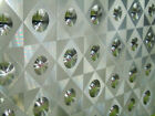 Premium 3D Reflective Decorative Window Stained Etched Glass Vinyl Privacy Film
