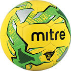 5 Mitre Impel Training Footballs Size 3,4,& 5 Yellow/Green