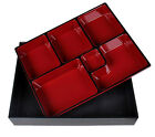 High Quality Japanese Food Bento Box Sushi Serving Tray 327x257x65mm