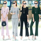 NEW! Fashion profession Shitsuke long sleeve pants clothes Casual two-piece