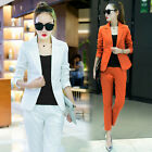 NEW! Fashion shirt Shitsuke profession long sleeve pants clothes two-piece suit