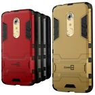 CoverON� for ZTE Axon 7 Mini Case Hybrid Stand Armor Phone Cover