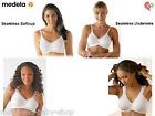 MEDELA SEAMLESS SOFTCUP UNDERWIRE BREAST FEEDING NURSING MATERNITY BRA