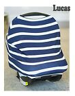 CarSeat Canopy JERSEY STRETCH Baby Car Seat Cover New!