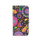 Luxury Flip PU Leather Magnet Wallet Stand Cover Case for iPhone Samsung Phones