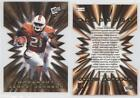 2001 Press Pass Breakout B11 James Jackson Miami Hurricanes Rookie Football Card