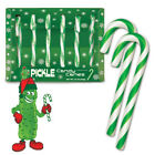 Novelty Flavored Candy Canes Box Of 6 (choose Your Flavor) Xmas Stocking Boxed