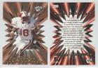 2001 Press Pass Breakout #B23 Chris Chambers Wisconsin Badgers Football Card