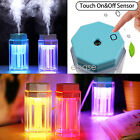 7color Led  Mini USB Humidifier Air Purifier Aroma Diffuser for Office Home Room