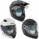 New Spada Motorcycle Bike Unisex Protective Riding Flip Front Helmet Size XS-XL