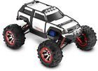 NEW TRAXXAS 1/16 SUMMIT VXL 4WD W/ ID BATTERY, CHARGER & TQ RADIO 72074-1 WHITE