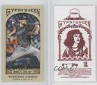 2011 Topps Gypsy Queen Mini Red Back #207 Kyle Drabek Toronto Blue Jays Card