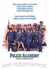 Police Academy (1984) - A1/A2 POSTER **BUY ANY 2 AND GET 1 FREE OFFER**