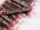 Chocolate Tootsie Long Roll Old Fashion Favorite Penny Candy Wrapped FREE Ship