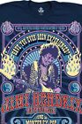 JIMI HENDRIX-MONTEREY POP 67-EXPERIENCE-T SHIRT M-L-XL-XXL  NEW LICENSED
