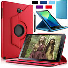 360° Rotating PU Leather Case Full Cover for Samsung Galaxy Tab A 10.1 SM-P580