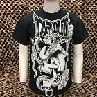 NEW Tapout T-Shirt Rattled - Black