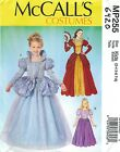 McCall's 255 / 6420 Misses' and Girls' Historical Costumes    Sewing Pattern