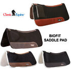 CLASSIC EQUINE BIOFIT CORRECTION SADDLE PAD / SHIM PAD  FLEECE / FELT BOTTOM