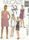 McCall's 3594 Juniors' Dresses  Sewing Pattern