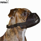 GOLDEN PANDA Breathable Best Fit Dog Muzzles No Bark for Small Medium Large Dogs