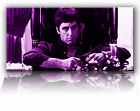 SCARFACE AL PACINO - PREMIUM GICLEE CANVAS ART